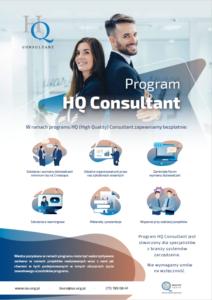 program High Quality Consultant